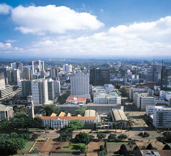 Città Del Kenya