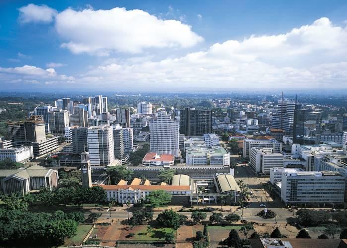 Le Città Del Kenya