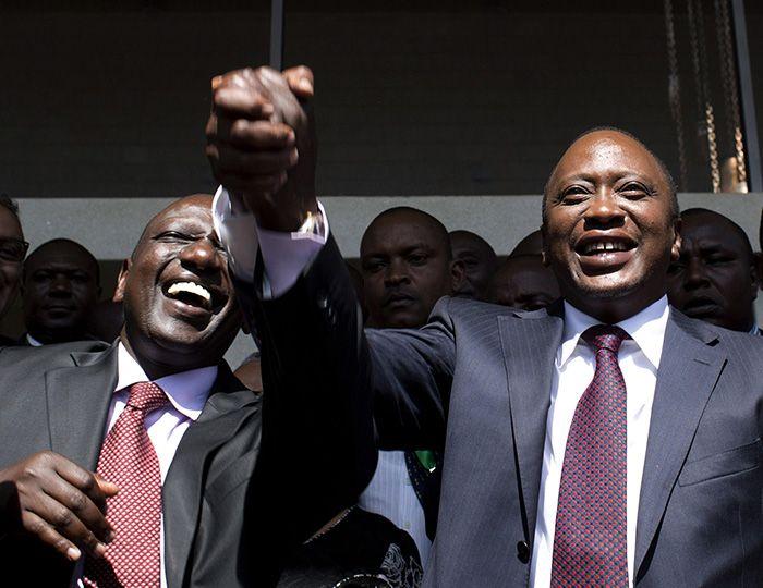 """Kenyatta: """"L'opposizione vuole rimandare le elezioni a dicembre"""""""