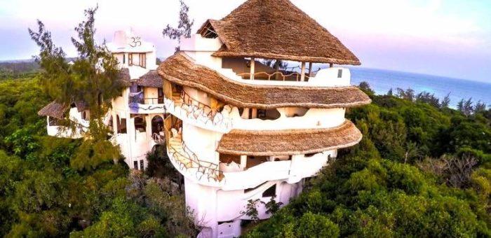 Tree House, paradiso dello yoga e non solo